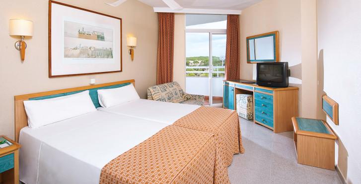 Standardzimmer - Hotel Melia Cala Galdana