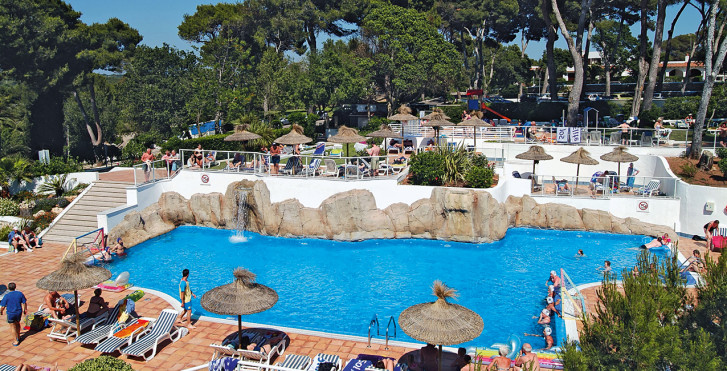 Bild 31425584 - Hotel Melia Cala Galdana