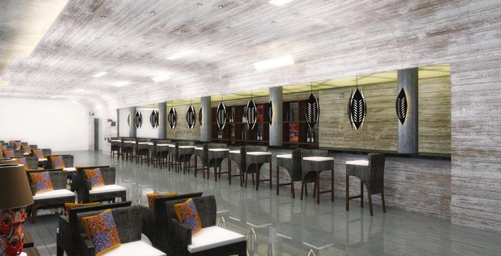 restaurant - Hikka Tranz by Cinnamon
