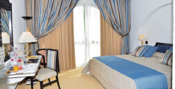 Chambre double - Hasdrubal Thalassa & Spa Port el-Kantaoui