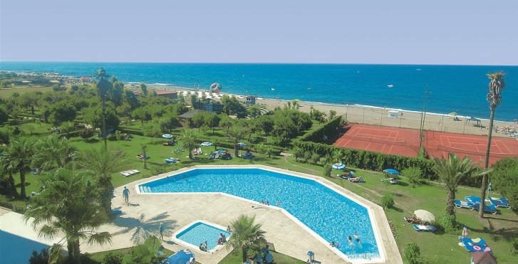 Club Turtas Beach Hotel Tripadvisor