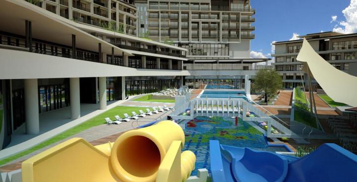 Image 22397006 - The Sense Deluxe Hotel ( Ex. Emirhan Hotel )