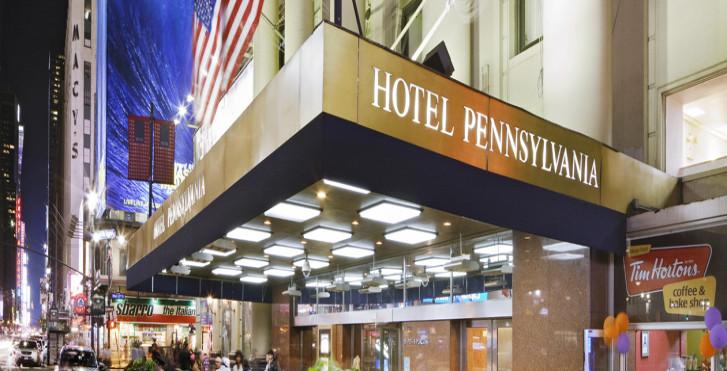 Image 14377013 - Hôtel Pennsylvania