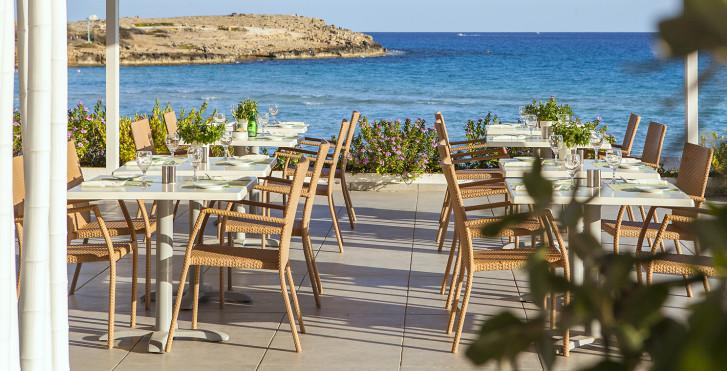 Taverne de plage - Nissi Beach Resort