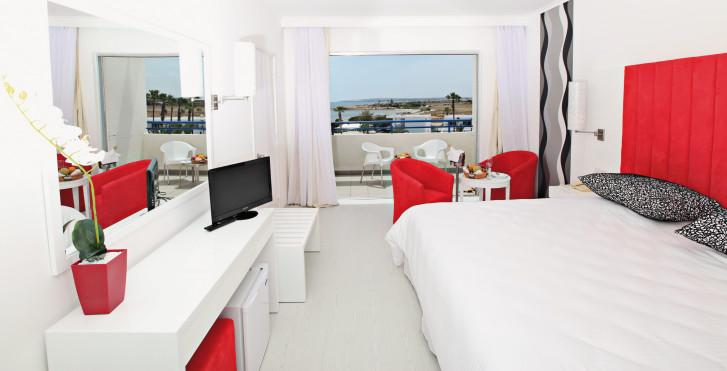 Doppelzimmer Meersicht - Dome Beach Hotel & Resort