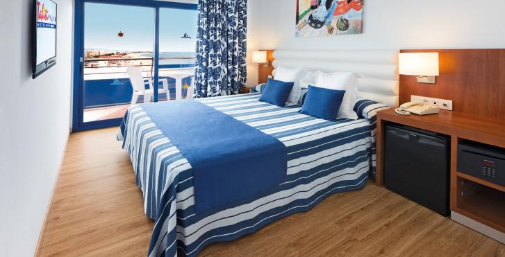 Standardzimmer - Hotel Tahiti Playa & Suites
