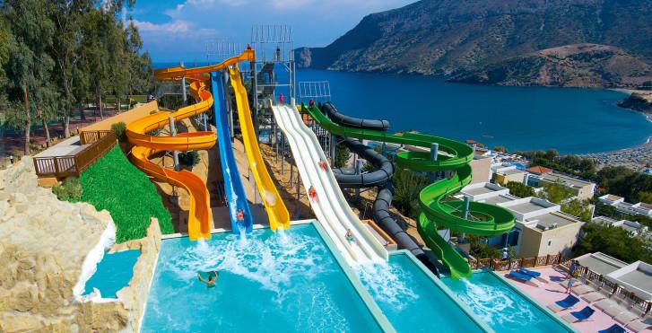 Bild 7615345 - Fodele Beach & Waterpark Holiday Resort
