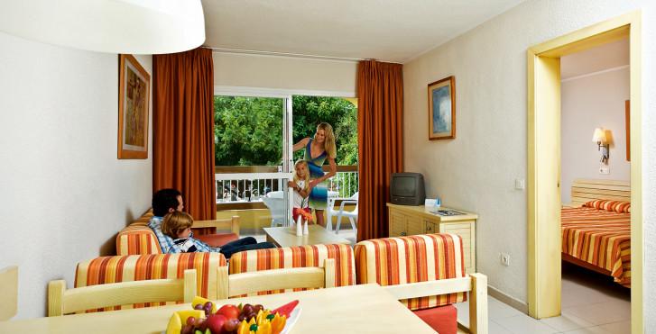 Appartement - Aparthotel Alcudia Garden