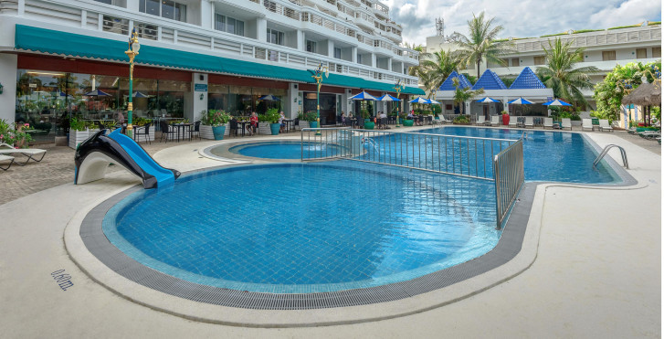 Andaman Beach Suites Hotel Patong Tripadvisor