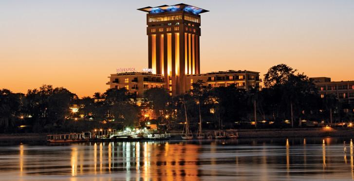 Bild 16294721 - Mövenpick Resort Aswan