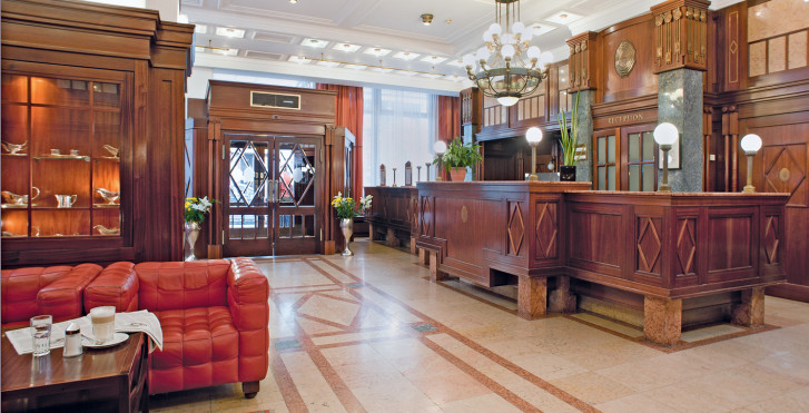 Image 7802069 - Austria Trend Hôtel Astoria