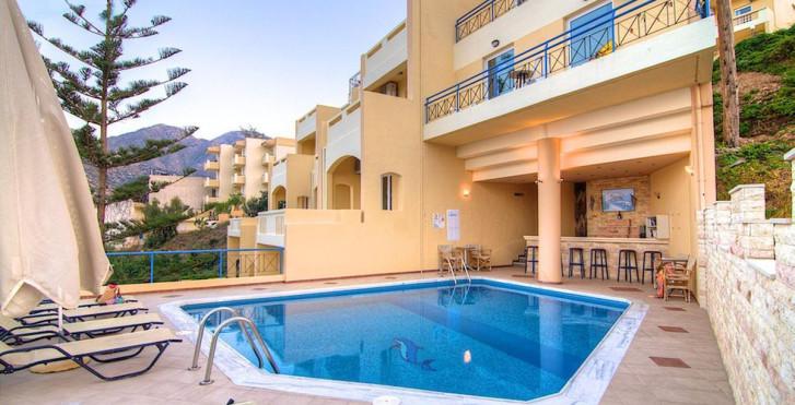Bild 25202733 - Athina Aparthotel