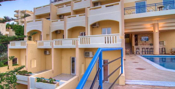 Bild 25202900 - Athina Aparthotel