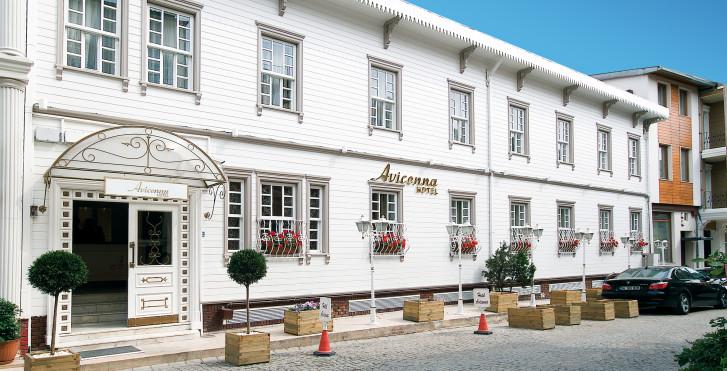 Bild 7773745 - Avicenna Hotel