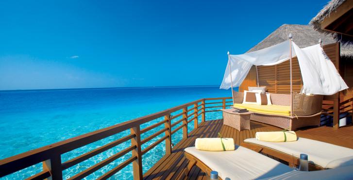 Wasser Villa - Baros Maldives