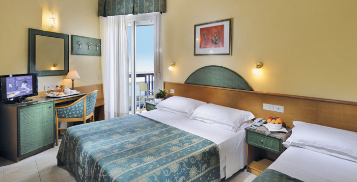 Wohnbeispiel - Hotel Bellevue