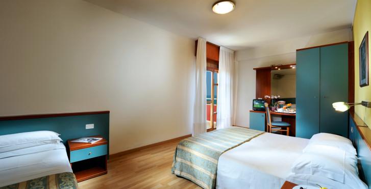 Wohnbeispiel Standardzimmer - Hotel Bembo