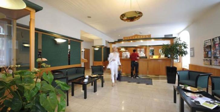 Bild 12955704 - Best Western City Hotel Moran