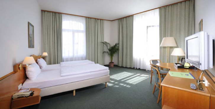 Bild 12955708 - Best Western City Hotel Moran
