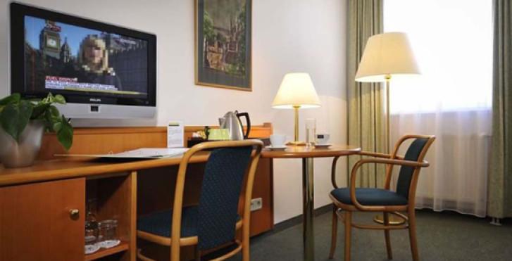 Bild 12955710 - Best Western City Hotel Moran