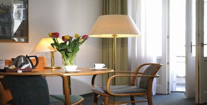 Bild 12955712 - Best Western City Hotel Moran
