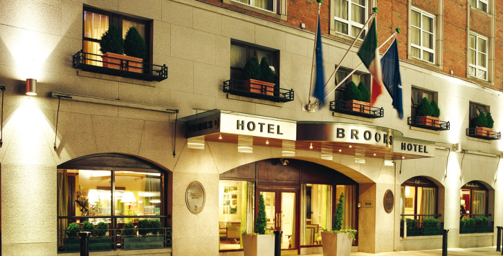 Bild 7787817 - Brooks Hotel