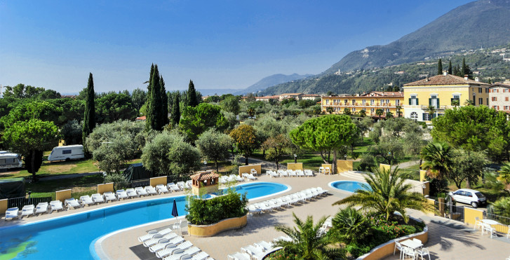 Image 25505740 - Hôtel Antico Monastero & Camping Toscolano