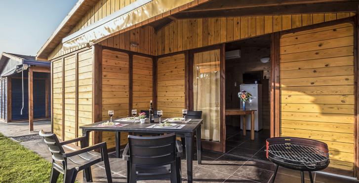 BungalowTropical - Camping Vendrell Platja