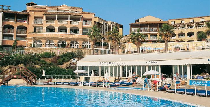 Hotel Cap Esterel - Feriendorf P&V «Cap Esterel» - Appartements