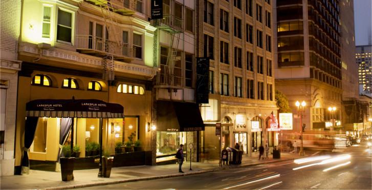 The Cartwright Hotel San Francisco Tripadvisor