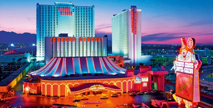 Bild 7751266 - Circus Circus Casino & Theme Park