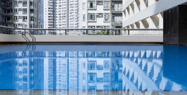 Bild 16636183 - City Garden Hotel Hongkong