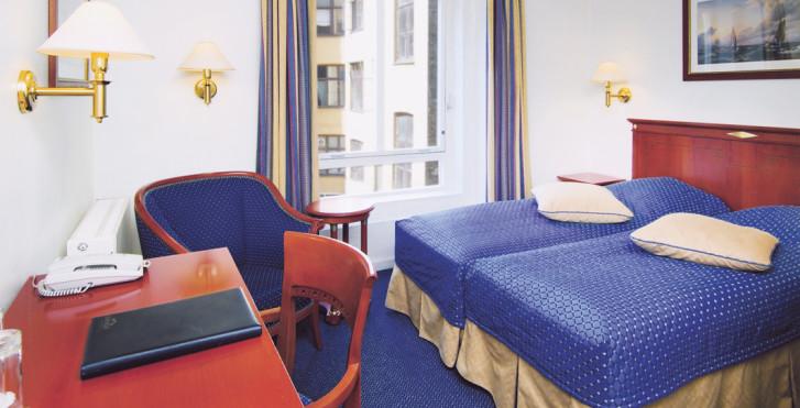 Wohnbeispiel Doppelzimmer - Copenhagen Strand