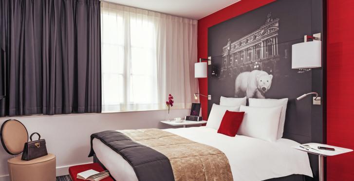 Bild 26712992 - Mercure Paris Opéra Louvre Hotel