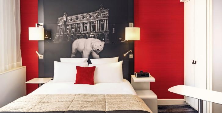 Bild 26712991 - Mercure Paris Opéra Louvre Hotel