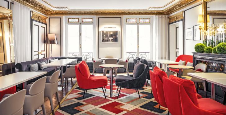 Bild 26712996 - Mercure Paris Opéra Louvre Hotel