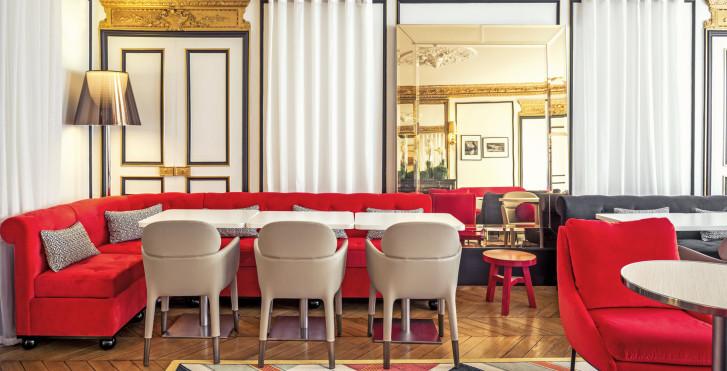 Bild 26712997 - Mercure Paris Opéra Louvre Hotel