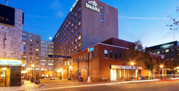 Bild 18678459 - Delta Beausejour Hotel