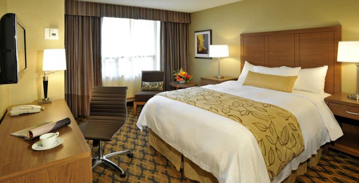 Chambre double Delta - Chelsea Hotel
