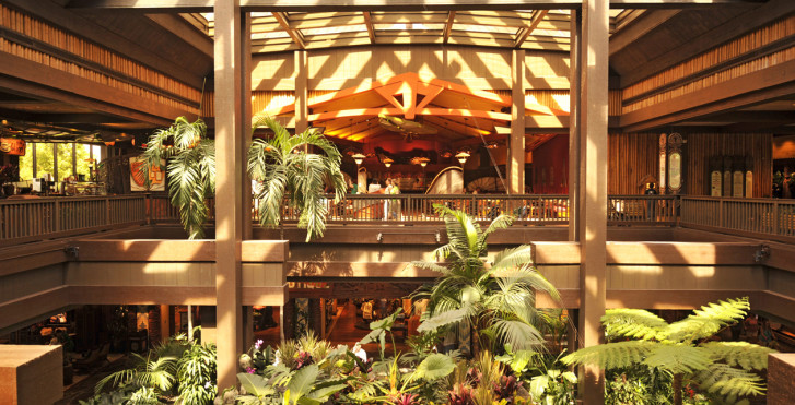 Image 27513165 - Disney's Polynesian Resort Package