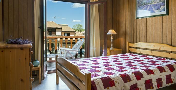 4-Zimmer-Reihenhaus - Feriendorf Les Tamaris & Les Portes du Soleil