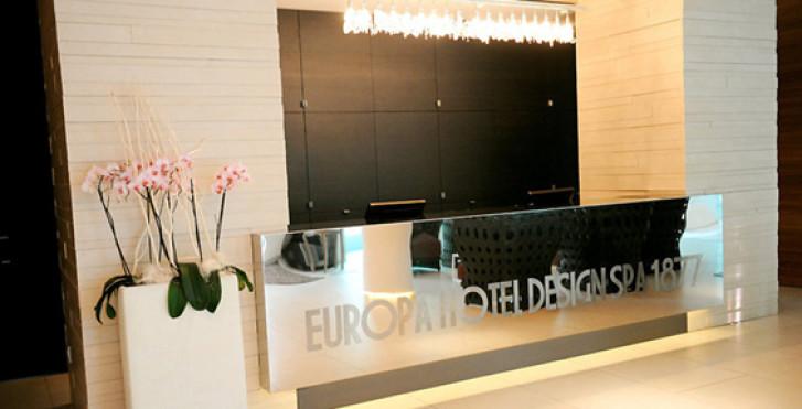 Image 27496748 - Europa Hôtel Design Spa