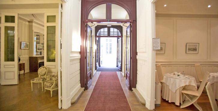 Bild 27143782 - Best Western Grand Hotel Francais