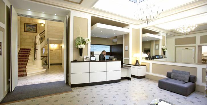 Bild 27143776 - Best Western Grand Hotel Francais