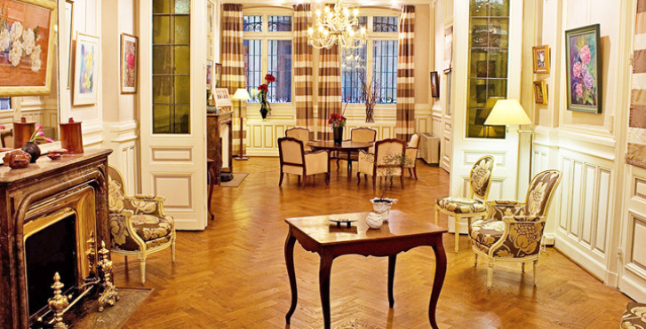 Bild 27143778 - Best Western Grand Hotel Francais
