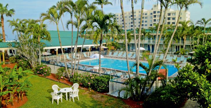 Bild 11895662 - Wyndham Garden Fort Myers Beach