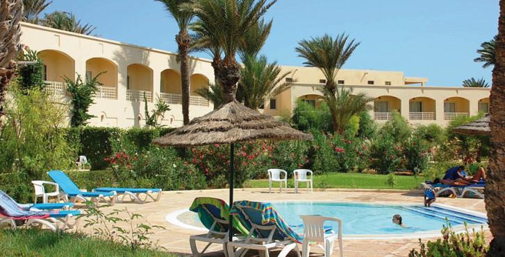 Zephir h tel spa djerba sud de la tunisie vacances for Hotel zephir spa djerba promovacances