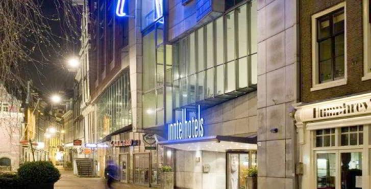 Bild 13503362 - Inntel Hotels Amsterdam Centre