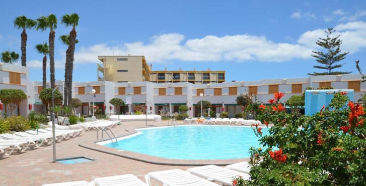 Vol Hotel Grande Canarie