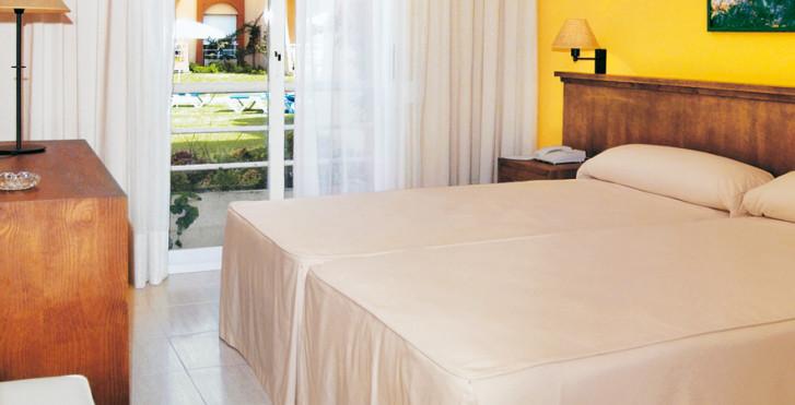 Chambre dans l'appartement - Aparthotel Las Dunas